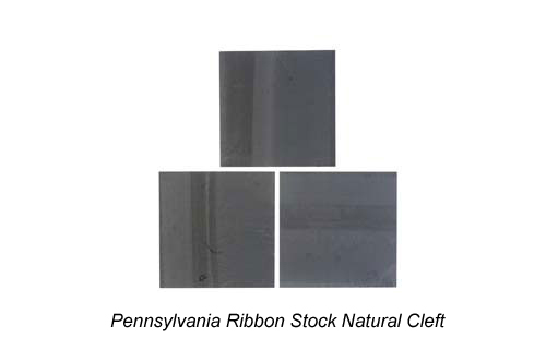 Pennsylvania Ribbon Stock Natural Cleft