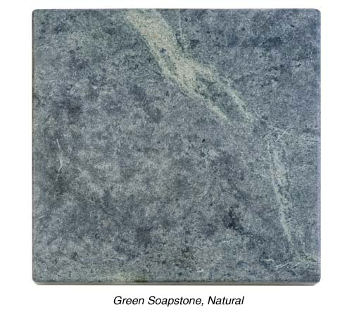 Green Soapstone, Natural