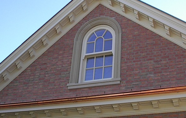 Sandstone Trim and Frames